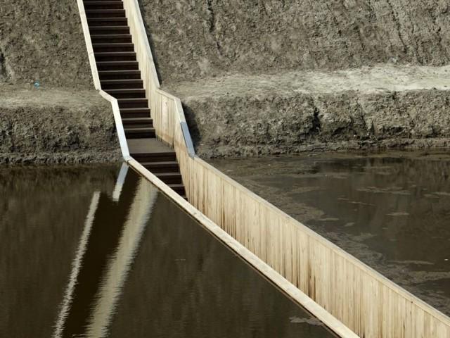 ทึ่ง! สะพานข้ามแม่น้ำ แบบที่คุณอาจไม่เคยเห็นมาก่อน ในชีวิตนี้