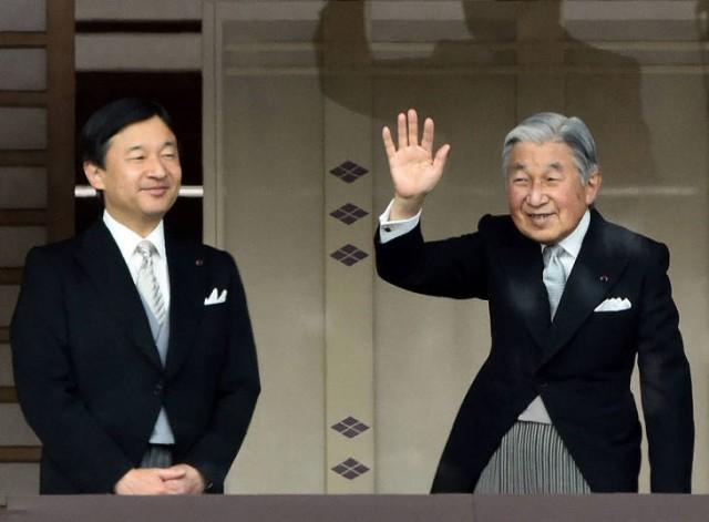 สื่อเผย ญี่ปุ่นพิจารณาแก้ไขก.ม.ให้กษัตริย์อากิฮิโตะ สละราชย์ สิ้นปีหน้า
