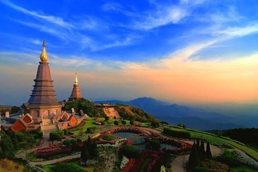 หนาวนี้ไปไหนดี!!! กับ 10 สถานที่ท่องเที่ยวในเมืองไทย