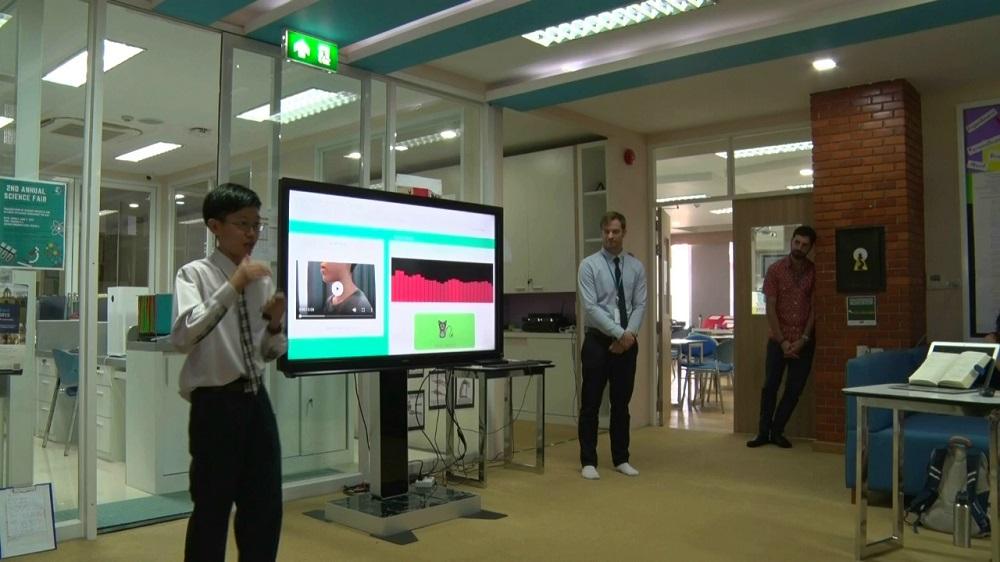 เด็กม.1 ประดิษฐ์เครื่องช่วยฟัง ติด 1 ใน 20 เข้ารอบตัดสิน Google Science Fair