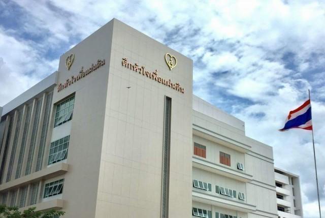 นี่ไง! ตึกและเครื่องมือการแพทย์มูลค่า800ล้านบาท ที่พระสงฆ์ เป็นผู้นำญาติโยมร่วมสร้างให้โรงพยาบาล