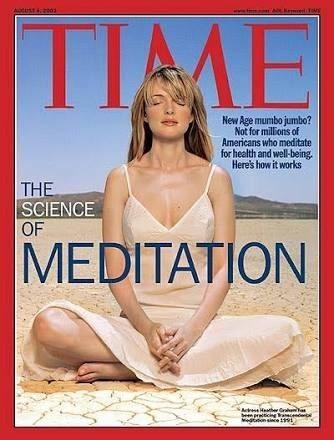 Time Magazine ชี้ สมาธิเป็นกระแสในตะวันตกได้อย่างไร?