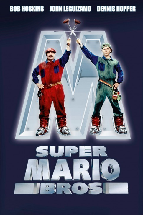 Super Mario Bros จะถูกนำมาสร้างเป็นภาพยนตร์อนิเมชั่น !!!
