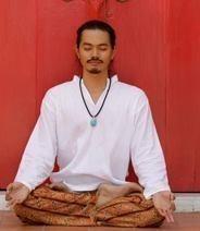 ท่านั่งสมาธิ (Meditation)