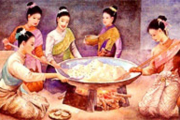 ขนมประจำวันสารทไทย มีอะไรบ้าง ?