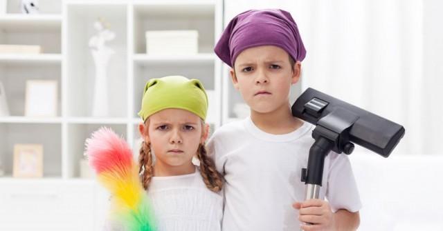 ผลการศึกษาวิจัยชี้ว่าเด็กที่ 'ทำงานบ้าน' เป็น มีแนวโน้มประสบความสำเร็จในชีวิตและมีนิสัยที่ดีมากกว่า!!