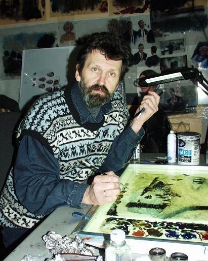 ภาพยนตร์แอนิเมชั่นระดับโลกถ่ายทำจากภาพวาดสีน้ำมัน