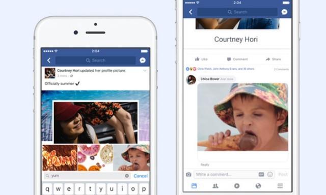 เฟซบุ๊กฉลองครบรอบ 30 ปีไฟล์ภาพ GIF ด้วยการเพิ่มฟีเจอร์ใส่ภาพเคลื่อนไหว GIF ได้ในช่องคอมเมนท์