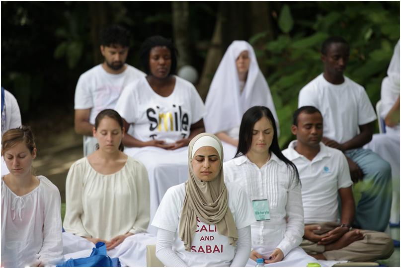 The Science of  Meditation : ใครๆ ก็นั่งสมาธิ !