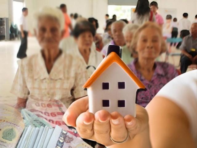 """ธนาคารออมสิน เปิดตัว """"สินเชื่อที่อยู่อาศัยสำหรับผู้สูงอายุ"""" ดอกเบี้ย 0% นาน 2 ปี"""