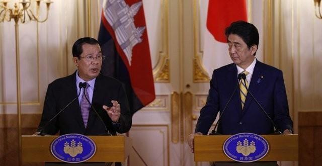 'ฮุน เซน' ชวนญี่ปุ่นลงทุน 800 ล้านเหรียญสหรัฐ สร้างรถไฟฟ้า