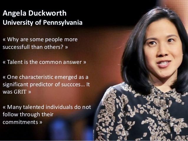 """TED Talkที่มียอดวิวสิบกว่าล้าน!!!!อะไรคือกุญแจสู่ความสำเร็จโดย """"แอนเจล่า ลี ดั๊กเวิร์ธ"""""""