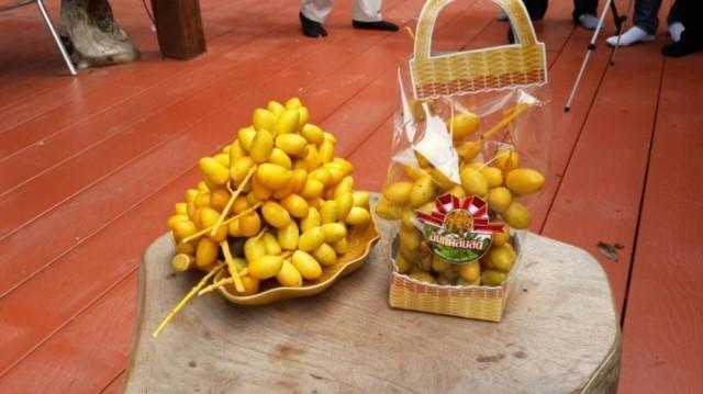 อินทผาลัมสดมีปลูกขายแล้วในไทย รสชาติหวานกรอบอร่อย