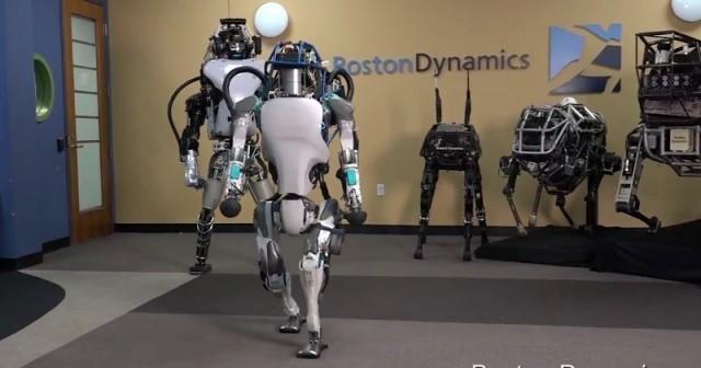 ตะลึง!!!Google กำลังจะครองโลกด้วยหุ่นยนต์หรือเปล่านะ? (มีคลิป)