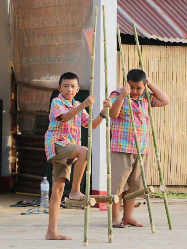 จังหวัดเลย หมู่บ้านสะอาด ชุมชนเข้มแข็งสืบสานวัฒนธรรมท้องถิ่น