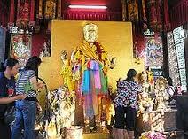 ศาลเจ้าพ่อพระกาฬ ศาลศักดิ์สิทธิ์ คู่บ้านคู่เมือง ลพบุรี