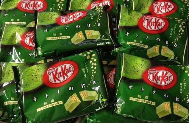 คิทแคทชาเขียว ยอดขายพุ่ง!! เนสท์เล่ เปิดโรงงานผลิตในญี่ปุ่นในรอบ 25