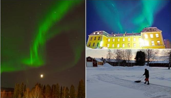 พระธรรมทูตสวีเดนเตรียมจัดปฏิบัติวิปัสสนารับแสงเหนือ