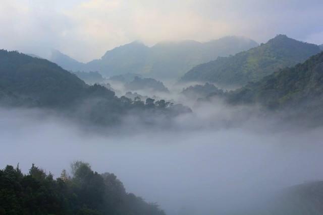กรมอุตุนิยมวิทยา รายงานบริเวณภูเขาสูงในภาคเหนือและภาคตะวันออกเฉียงเหนือมีอากาศหนาวถึงหนาวจัด