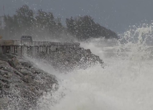 ศูนย์อุตุนิยมวิทยาภาคใต้ฝั่งตะวันออก เผย 'พายุไคตั๊ก' ไม่รุนแรงเตือน 6จว.ภาคใต้รับมือฝนกลุ่มใหญ่