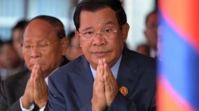 """""""สม รังสี""""ยกหลักพุทธแนะผู้นำกัมพูชาขณะเป็นผู้นำอย่าลุแก่อำนาจ"""