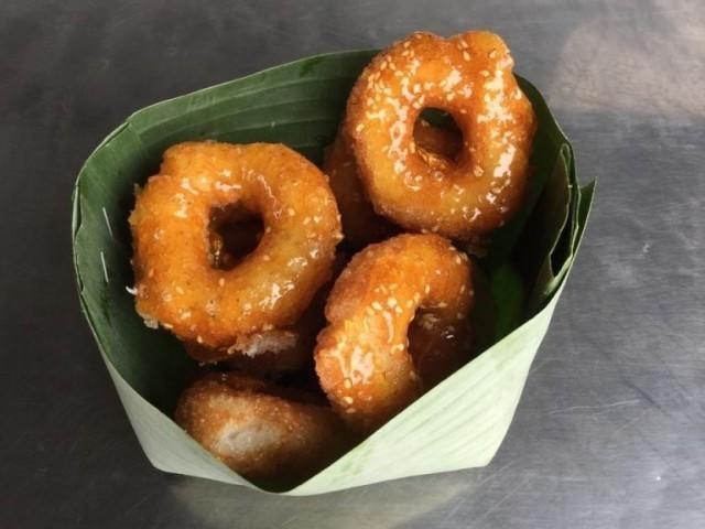 รู้จักขนมวง - ทับทิมกรอบ ขนมหวานโบราณของไทย