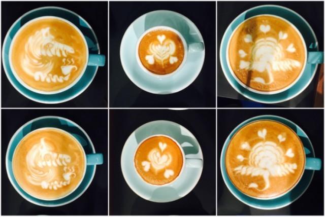 หนุ่มไทยจากเชียงใหม่ คว้าแชมป์โลก ลาเต้ อาร์ท ศิลปะบนถ้วยกาแฟ World Latte Art Champion 2017