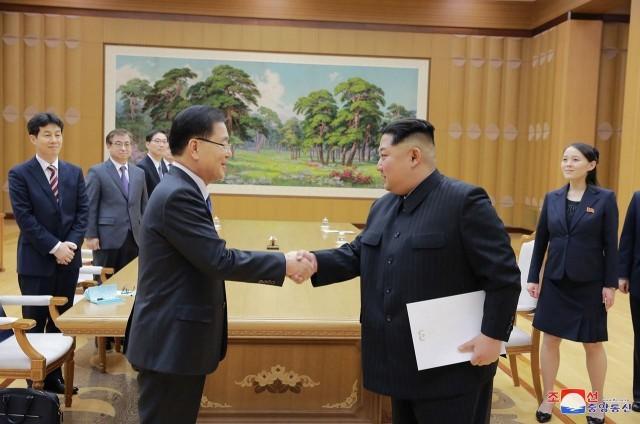 """เผยท่าที """"ประวัติศาสตร์หน้าใหม่ของการรวมชาติ"""" เกาหลีเหนือและเกาหลีใต้"""