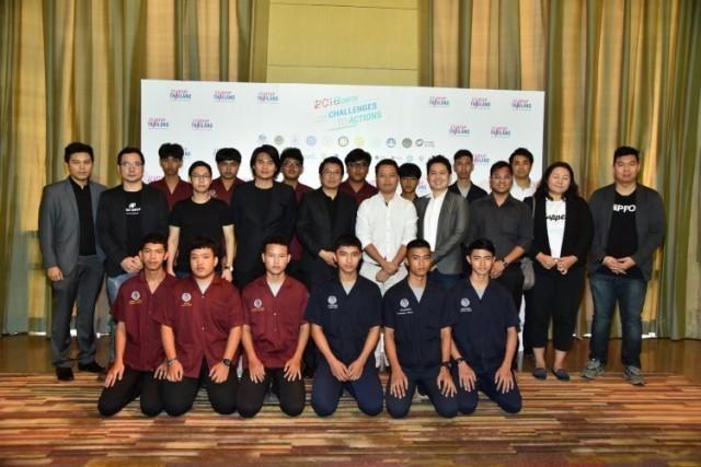 """ก.วิทย์ เผย!ปั้น """"เด็กอาชีวะ"""" สู่นักรบใหม่ทางเศรษฐกิจขับเคลื่อนไทยแลนด์ 4.0"""