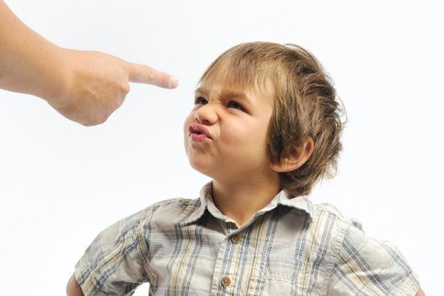 กลวิธีปราบเด็กแสบ (ดื้อ,ซน,ก้าวร้าว)