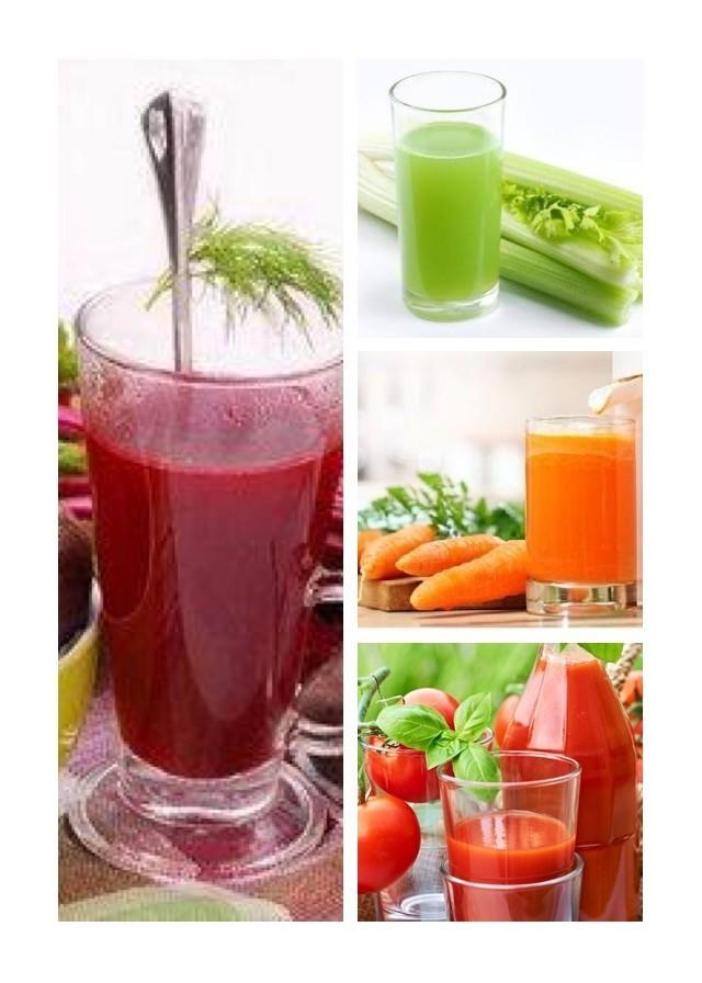 4 น้ำผักผลไม้เพื่อสุขภาพ ที่คนเป็นโรคความดันโลหิตสูงควรดื่ม!