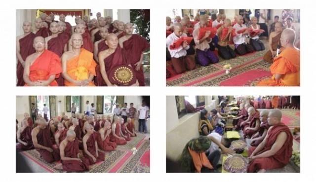 ช่วงสงกรานต์ คนไทยกลับบ้าน-แรงงานเมียนมากลับบวชเณร!!!