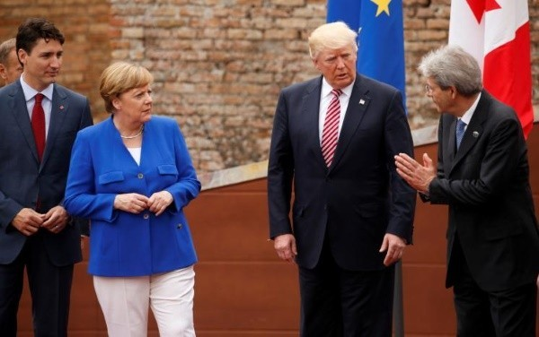 ผู้นำเยอรมนีบอก ยุโรปเลิกพึ่งพิงสหรัฐฯ
