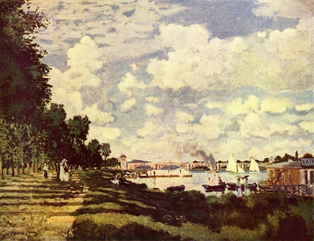 มอแน (Monet) ชื่อนี้ สะเทือนวงการศิลปินวาดภาพสีน้ำมัน