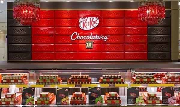 โรงงานใหม่ในญี่ปุ่น สำหรับผลิตคิทแคทโดยเฉพาะ ที่มีมากกว่า 300 รสชาติ