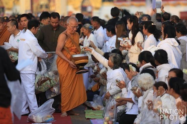 พลาดไม่ได้!! ขอเชิญร่วมบุญปฏิบัติบูชาพระธาตุพนม เพื่อถวายเป็นพุทธบูชา วันที่ 9-10 ธันวาคมนี้