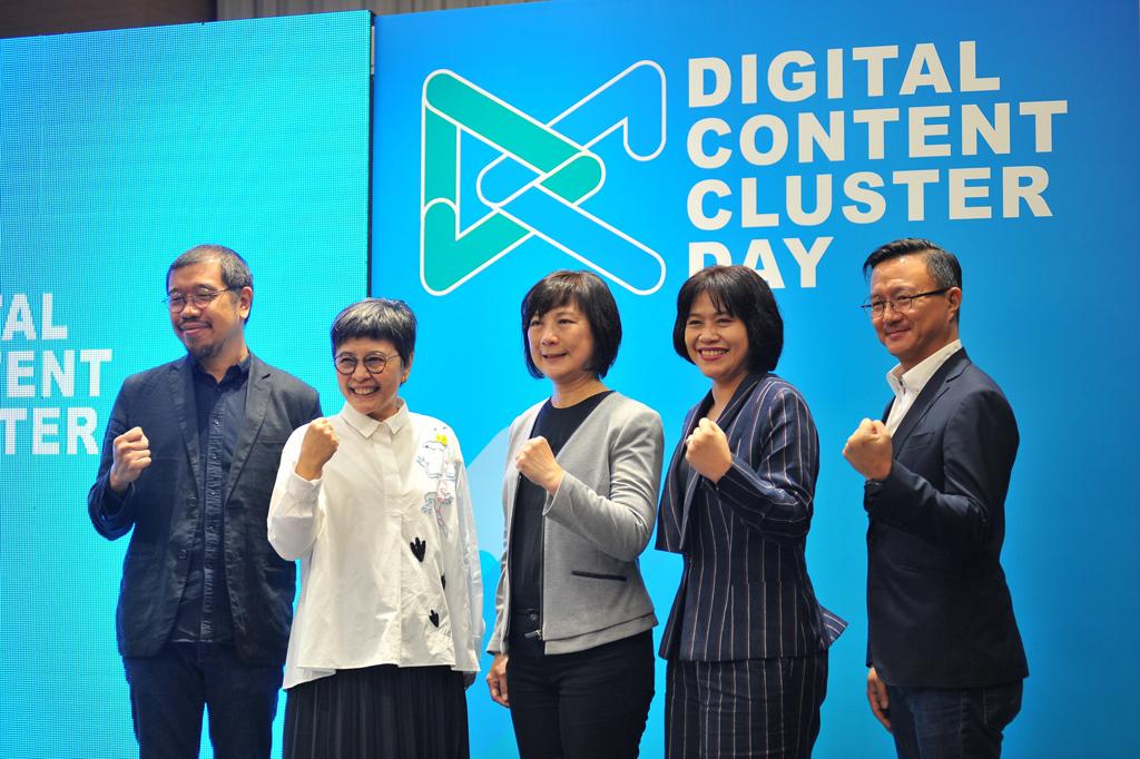 """สสว. จับมือ ม.ศิลปากรจัดงาน """"Digital Content Cluster Day"""" ปี2"""