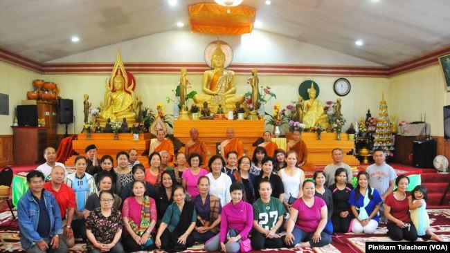 น้ำใจหลากเชื้อชาติหนุนพระสงฆ์ไทย 'ธุดงค์เพื่อสันติภาพ' ข้ามอเมริกา