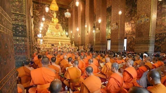 """จ.สุราษฎร์ธานี เชิญชวน """"ร่วมทอดผ้าป่าสนับสนุนโครงการทุนเล่าเรียนหลวงสำหรับพระสงฆ์ไทย"""""""