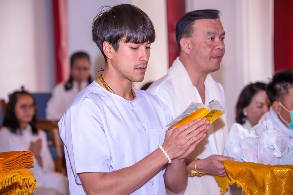 ณเดชน์  คูกิมิยะ พาแม่แก้วแสวงบุญ เนปาล