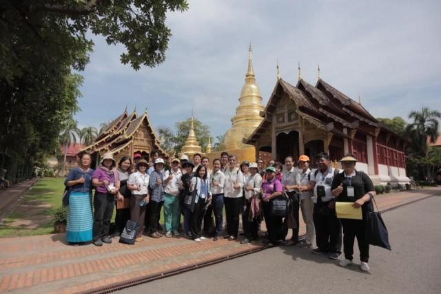 เจ๋ง! ครั้งแรกของการฝึกอบรมมัคคุเทศก์มาตรฐานโลกในประเทศไทย