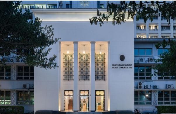 ห้องสมุดสถาปัตย์จุฬาฯ คว้าอันดับ 1 โลก ด้านการออกแบบที่อเมริกา