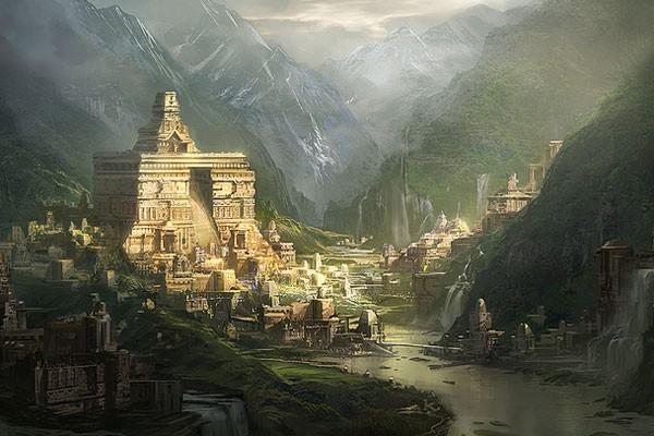 """""""ชัมบาลา"""" สังคมในอุดมคติ ณ ดินแดนหลังคาโลก เป็นต้นตอแห่งศิลปศาสตร์และอารยธรรมของเอเชีย"""