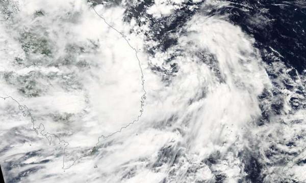 พายุโซนร้อนราอี เคลื่อนเข้าไทย คืนนี้ (13 ก.ย.) เตือนฝนตกหนักมาก