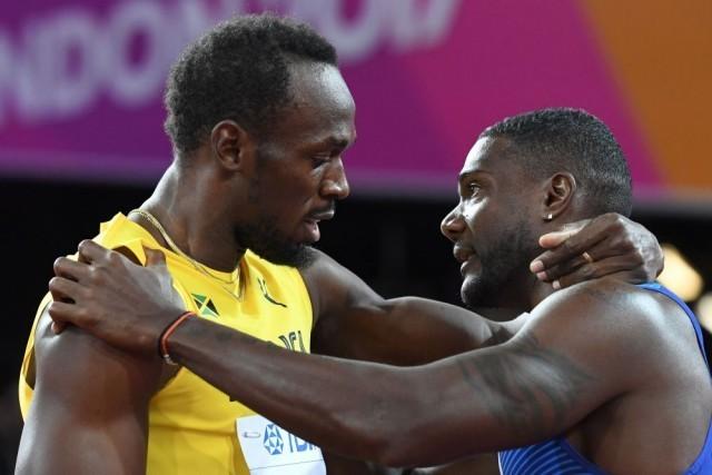 ผู้ชนะคุกเข่าให้กับผู้แพ้…ความประทับใจก่อนการวิ่งครั้งสุดท้ายของ Usain Bolt