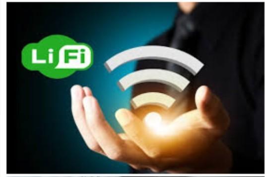 เตรียมตัวลืม Wi-Fi ได้เลย   และเตรียมพบกับอินเทอร์เน็ต Li-Fi