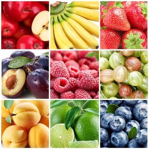 ประโยชน์มากมาย จากอาหารหลายสี