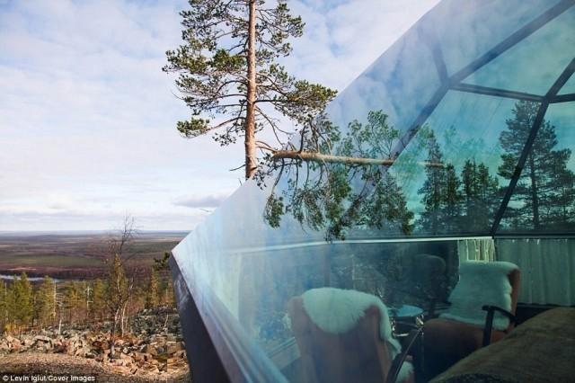 รีสอร์ทกระท่อม Igloos ในฟินแลนด์ ที่ให้คุณได้นอนหลับ ท่ามกลางดวงดาวและแสงเหนือ!!
