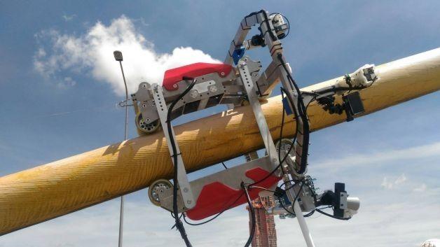 เอสซีจี เคมิคอลส์ จับมือ กทพ. พัฒนาหุ่นยนต์ตรวจสอบสายเคเบิลและกำแพงกันเสียง จากวัสดุไวนิล