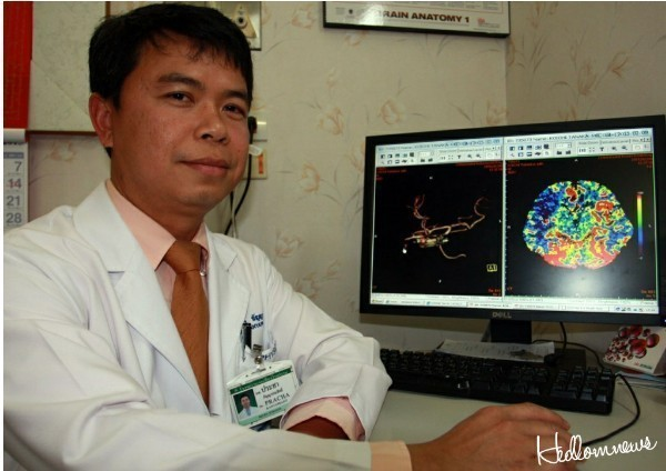 ทึ่ง แพทย์เชียงใหม่-รามใช้ 'ขิง พุทราจีน เห็ดหูหนู' ช่วยรักษาเส้นเลือดสมองตีบได้